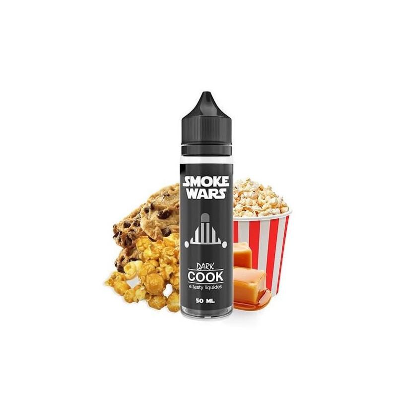 Dark Cook 50ml - Smoke Wars par e.Tasty