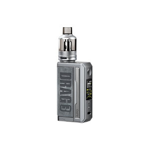 Pack Drag 3 177W - Voopoo - Smoky Grey