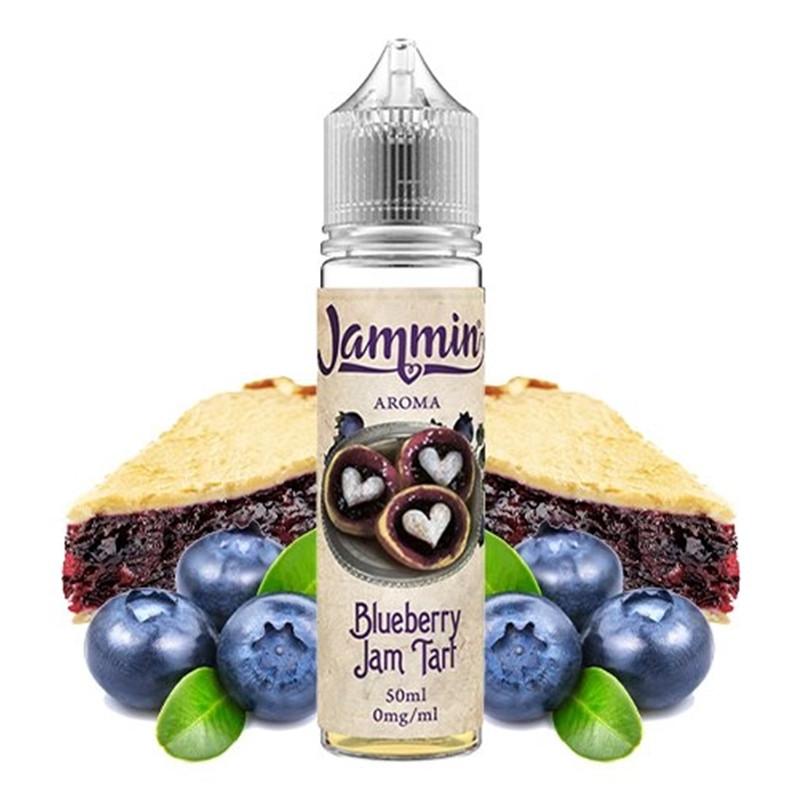 Blueberry Jam 50ml - Jammin
