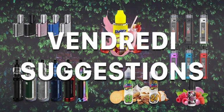 La VI En Rose, Box Brunhilde SBS & Kit G-Priv Pod Pro : les petites suggestions de la semaine #4