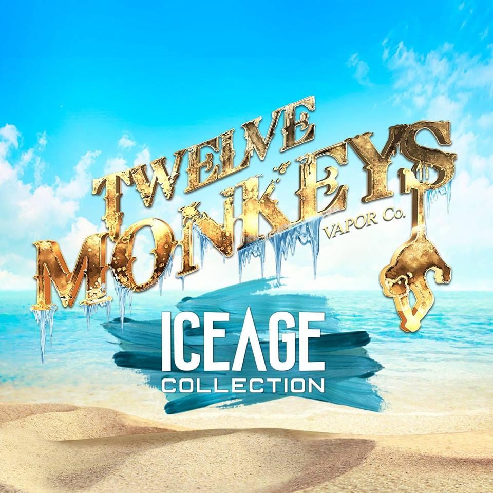 twelve monkeys iced age